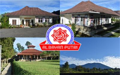 Siswi SMA PU Al Bayan Putri Punya Karya Ber-ISBN